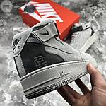 Мужские кроссовки Nike Air Force 1 Mid X Reigning Champ Hight, фото 5