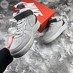 Мужские кроссовки Nike Air Force 1 Mid X Reigning Champ Hight, фото 6