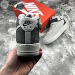 Мужские кроссовки Nike Air Force 1 Mid X Reigning Champ Hight, фото 7