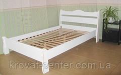 """Детская деревянная кровать """"Грета Вульф"""" белая, фото 3"""