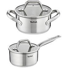 Набор индукционной посуды TEFAL Hero, 4 пр. (E825S474)
