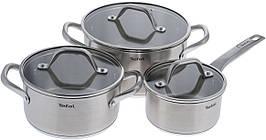 Набор индукционной посуды TEFAL Hero, 6 пр. (E825S374)