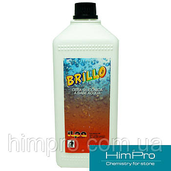 BRILLO 1L base acqua Ilpa Полировочное средство воск на силиконовой на водной основе