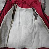 Модная детская куртка на холлофайбере Совушка, фото 3