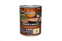 Деревозащитное масло Pinotex Terrace Wood Oil 1л (Пинотекс Вуд Оил)