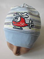 Детские шапочки в полоску., фото 1