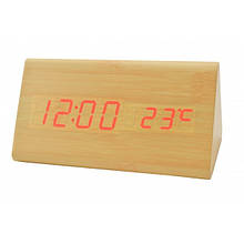 Часы VST 861 коричневые