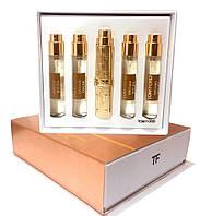 Подарунковий жіночий набір міні-парфумів Orchid Tom Ford Soleil 5в1