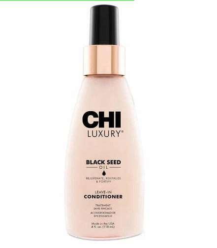 Несмываемый кондиционер с маслом черного тмина Chi Luxury Black seed Dry Oil Leave-in Conditioner Mist