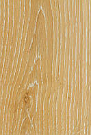 Паркетная доска Дуб натуральный однополосная трёхслойная БЕЛЫЙ ЖЕМЧУГ Рустик масло фаска 1800-2200х180х14мм
