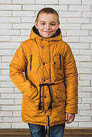 Зимние курточки для мальчиков