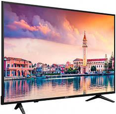 Телевизор Hisense H50AE6000 (50 дюймов, PQI 600 Гц, Ultra HD 4K, Smart, Wi-Fi, DVB-T2/S2)