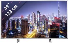 Телевизор Panasonic TX-49FXW654S  (49 дюймов, Smart TV, Ultra HD, 4K, Quad-Core, HDMI)