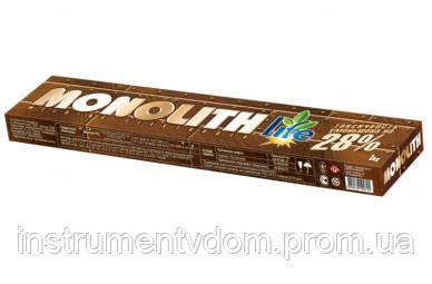 Сварочные электроды Монолит РЦ, ø 2 мм (1 кг)