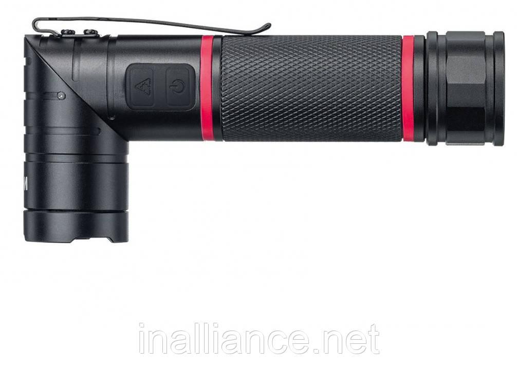 Многофункциональный светодиодный фонарь с лазером и УФ-светом Liht Multi Wiha 41286