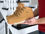 Мужские ботинки Timberland (горчичные) ЗИМА, фото 2