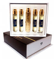 Подарунковий жіночий набір міні-парфумів Tom Ford Velvet Orchid 5в1