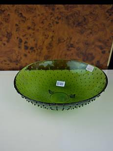 Фруктовниця зелена маленька кругла