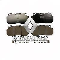 Дисковые тормозные колодки Renault