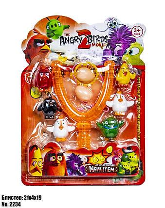 Набор фигурок Angry Birds, фото 2
