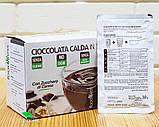 """Гарячий шоколад без глютену """"М'ята"""" Foodness (30г*15шт), 450 грам (Італія), фото 2"""
