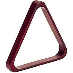 Треугольник для русского бильярда 68 мм из дерева
