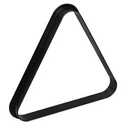 Треугольник для пула под шары 57,2 мм усиленный пластик