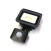 LED-светильник с датчиком движения (д/н) круг 12w 5000K IP65 (BSRS-12C)