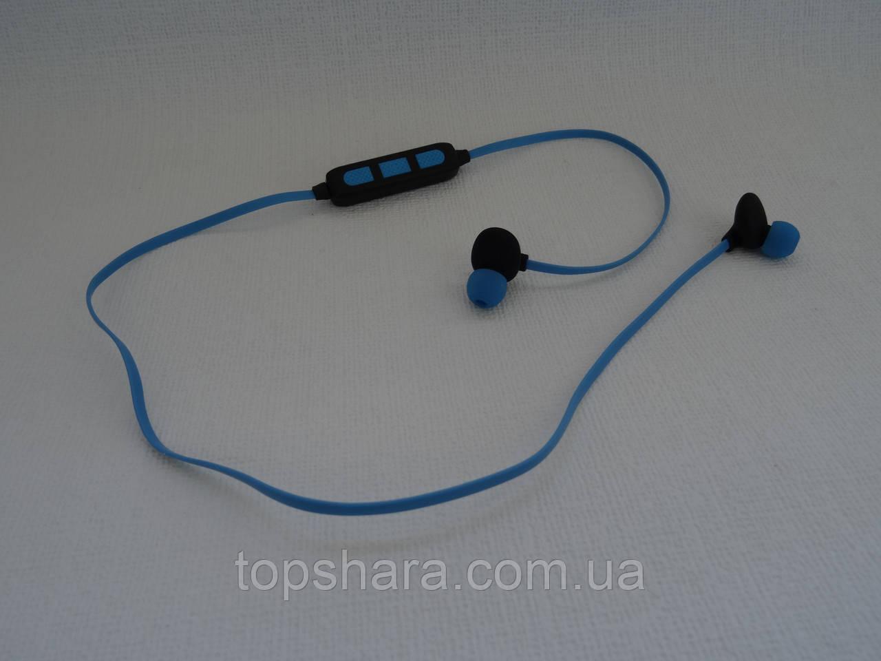 Наушники Bluetooth гарнитура Jabra JD-28 синий