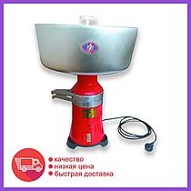 Электрический сепаратор для молока Мотор Сич (100 литров/час)