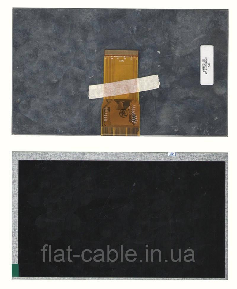 Дисплей для планшета №008.2 73002017512E 97х164 50 pin DIP1024x600
