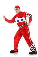"""Карнавальный костюм для взрослых аниматоров Lightning McQueen """"Тачки"""", фото 1"""