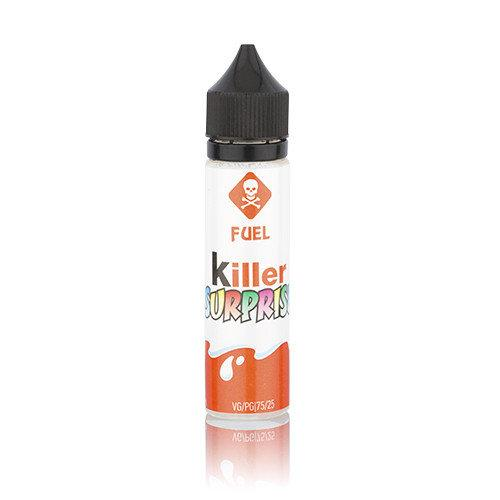 """Премиум жидкость для электронных сигарет FUEL 2 """"Killer surprise"""" 60 ml"""