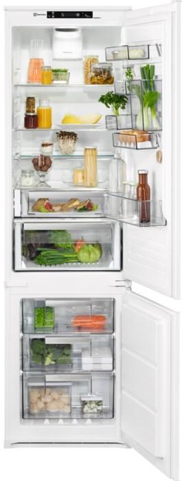 Встраиваемый холодильник Electrolux ENN3074EFW  [No Frost]