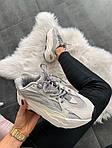 "Кроссовки Adidas Yeezy Boost 700 V2 ""Static"" - Унисекс, фото 4"