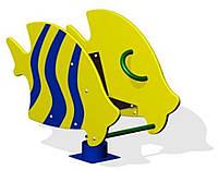 Гойдалка на пружині Рибка