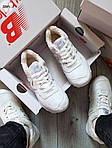 Мужские зимние кроссовки New Balance 574 (белые), фото 4