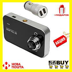Автомобильный видеорегистратор Novatec K6000