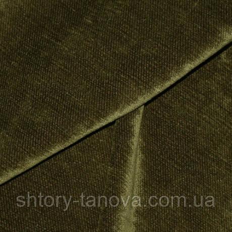 Декор шенилл одн.вольво дюз зеленый