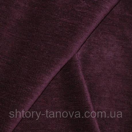 Декор шенилл одн.вольво дюз фиолет