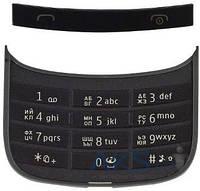 Клавиатура (кнопки) Nokia C2-02 / C2-03 / C2-06 Black