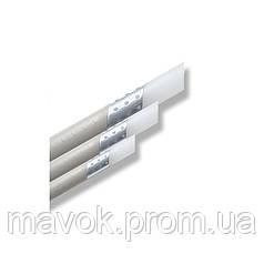 Труба полипроп. AL/PPR Stabi Ital (с алюм., не зачистная) 32х4,9 Rozma (Украина)