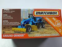 Машинка Matchbox Ground Grinder Матчбокс Автомобиль 1:64