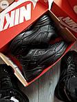 Мужские зимние кроссовки Nike M2K Tenko (черные), фото 5