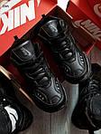 Мужские зимние кроссовки Nike M2K Tenko (черные), фото 6