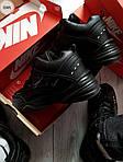 Мужские зимние кроссовки Nike M2K Tenko (черные), фото 7
