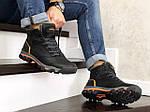 Мужские зимние кроссовки Merrell (черные), фото 4