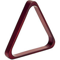 Треугольник для пула 57,2 мм (дерево)