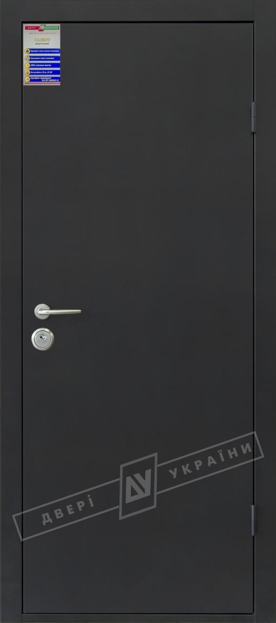 Двері вхідні Двері України Метал/Метал
