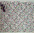 Одеяло плед детское стеганное минки плюшMINKY, хлопок, микрофибра, фото 6
